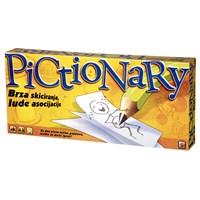 Pictionary Family Kutu Oyunu
