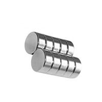 Neodyum Mıknatıs Silindir D12x5 mm (10'lu Paket)