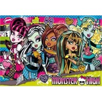 With the Girls, Monster High (500 parça)