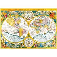 Antique Map (4000 parça)