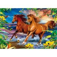 Cavalli (1000 parça, 3D)
