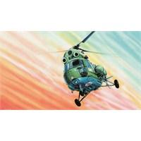 Helicopter Mi 2 (ölçek 1:48)