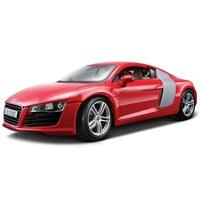 Maisto Audi R8 Premiere Edition Model Araba 1:18 (Kırmızı)
