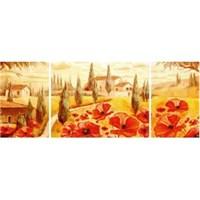 Ravensburger Gelincikler (1000 Parça, Üçlü Puzzle)