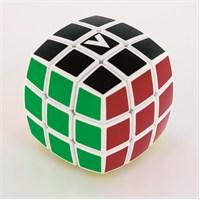V-Cube 3 Beyaz Yastık Küp