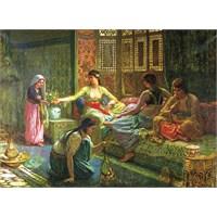 Harem'de Yaşam (1000 Parça)