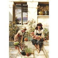 Minik Çiçekçiler (500 Parça)