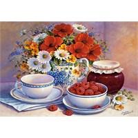 Castorland 3000 Parça Cherry Jam,Trisha Hardwick