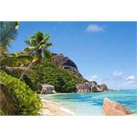 Castorland 3000 Parça Puzzle Tropical Beach, Seychelles
