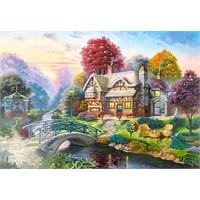 Castorland 3000 Parça Puzzle Autumn Scenery