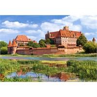 Castorand 3000 Parça Malbork Castle Polland Yapboz