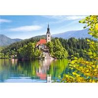 Castorland Bled, Slovenia 1000 Parça Puzzle
