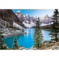 Castorland 1000 Parça Puzzle Jewel Of The Rockies, Canada