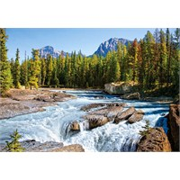 Castorland 1500 Parça Athabasca River, Jasper