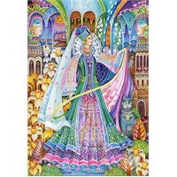 Castorland 1500 Parça The Queen Of Spring Puzzle