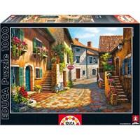 Educa Puzzle 1000 Parçalı Köy Sokağı