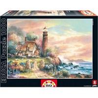 Educa Puzzle Akşam Işıkları 1000 Parça Puzzle