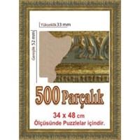 Heidi Puzzle Çerçevesi 500 Parça İçin 48 X 34 Cm