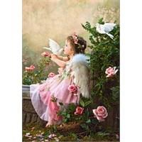 Castorland 1000 Parça Puzzle Angel Kisses