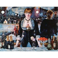 Educa 1000 Parça Puzzle A Bar At The Folies Berger