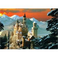 Ks Games Schloss Neuschwnstein 500 Parça Puzzle