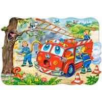 Castorland 20 Parça Maxi Çocuk Puzzle Fire Brigade