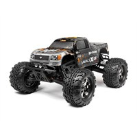 Hpi 109085 Rtr Savage X 4.6 With 2.4ghz Nitro Gu Kumanda Seti