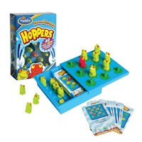 Haydi Ziplat (Hoppers) Akıl Oyunu