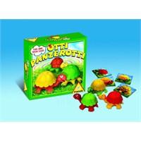 Renkli Kaplumbağalar Hafıza ve Konsantrasyon Oyunu