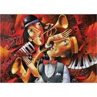 Art Puzzle 1000 Parçalık Jazz Puzzle