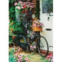 Art Puzzle 500 Parça Velesbit Bisiklet Puzzle