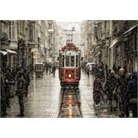 Art Puzzle 2000 Parça Puzzle Beyoğlu Karla Karışık