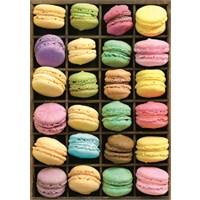 Educa 1000 Parça Natürmort Macarons Puzzle