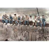 Educa 1500 Parçalık Puzzle Breakfast in New York