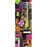 Educa 2000 Parça Panorama New York Pop Art Puzzle