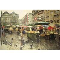 Educa 6000 Parçalık Produce Market Basel Puzzle