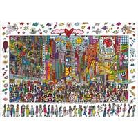 Ravensburger James Rizzi Times Square 1000 Parça