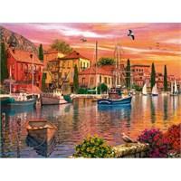 Ravensburger Puz Akdeniz Limanı 1500 Parça