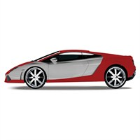 Maisto Lamborghini Lp 650-4 Model Araba 1:24 Allstars Kırmızı