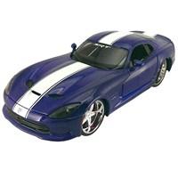 Maisto 2013 Srt Dodge Viper Gts Diecast Model Araba 1:24 Pro Rodz Mavi