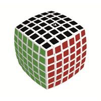 V-Cube 6 Beyaz Yastık Küp