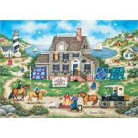 Masterpieces 500 Parça Puzzle Ocean Breeze Quilts
