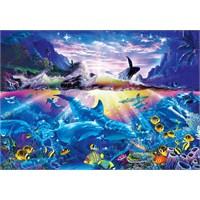 Masterpieces 2000 Parça Puzzle Ocean Dance - Okyanus Dansı