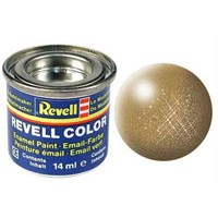 Revell Bras Metallic 14 ml Maket Boyası