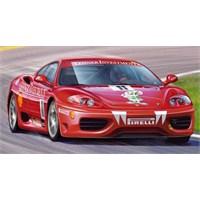 """Revell Araba Ferrarı 360 Challenge """"M. Lehner"""" / 7138"""