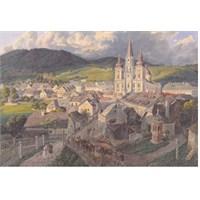 Karma Puzzle Annaberg'den Mariazell (1000 Parça)