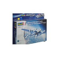 Revell M. Set Space Ship&Carrier