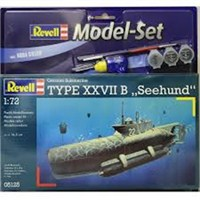 Revell M. Set U-Boot Type 27B