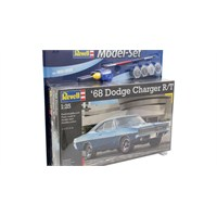Revell M. Set 1968 Dodge Charger