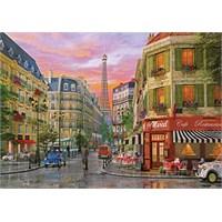 Ks Games 1000 Parçalık Yapboz Rue Paris Dominic Davison